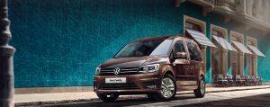 Volkwagen Caddy Exclusive Fiyat Listesi