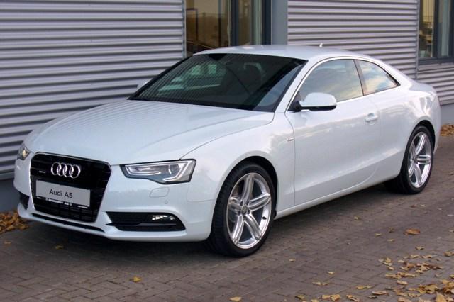 2016 Model Audi A5