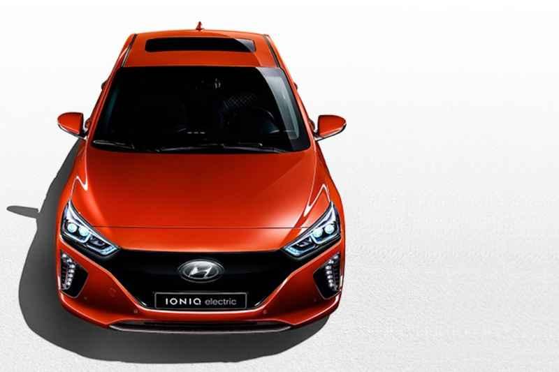 2017 Hyundai IONIQ Renk Seçenekleri