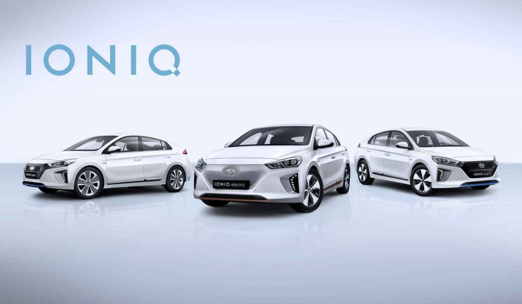 2017 Model Hyundai IONIQ