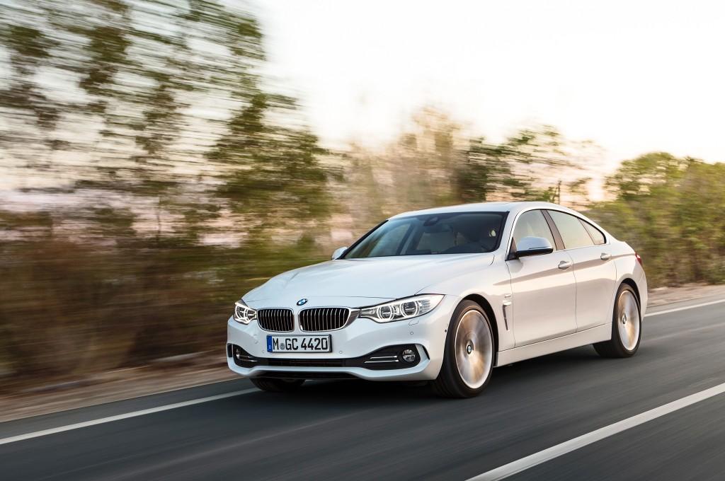 BMW 4 Serisi Finansman Desteği