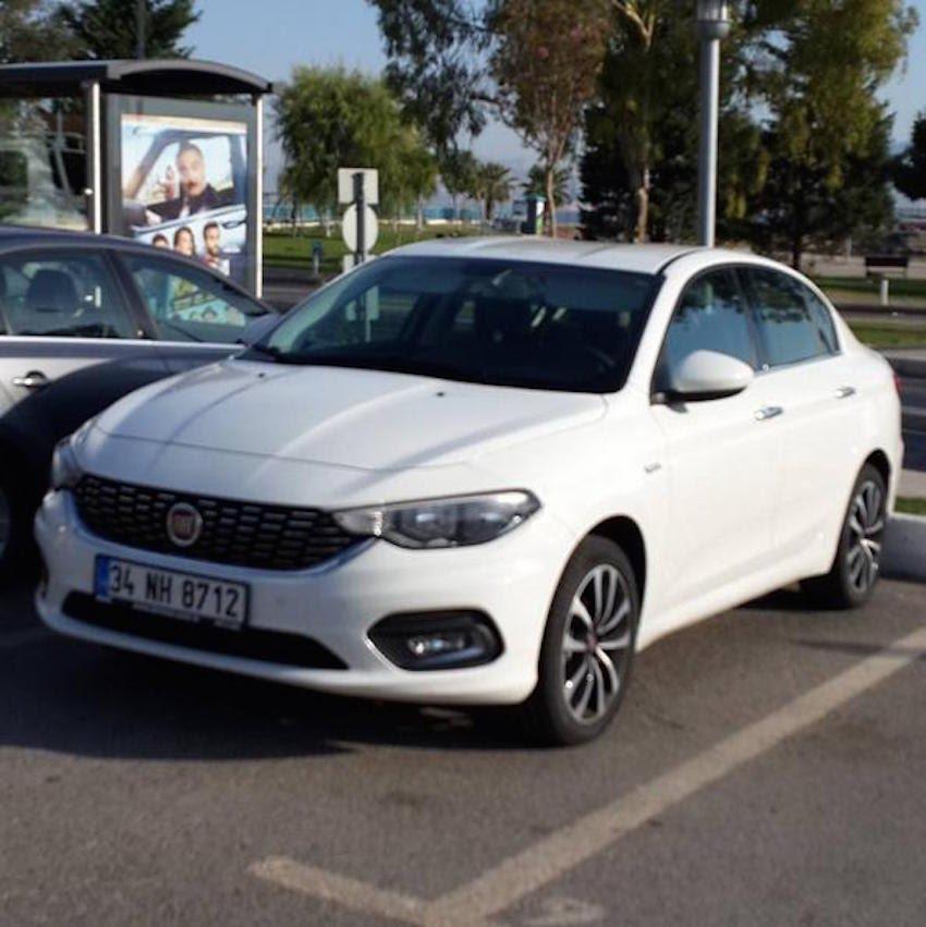 2016 Fiat Egea Renk Seçenekleri