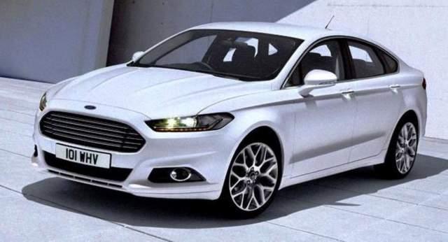 2016 Model Ford Mondeo Fırsatları