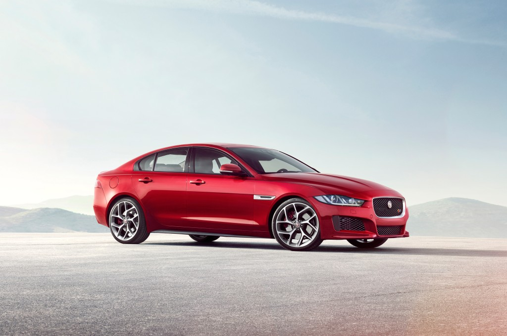 2016 Model Jaguar XE