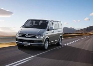 2016 Model Volkswagen Transporter Comfortline