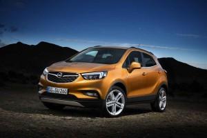 2016 Opel Mokka X Renk Seçenekleri