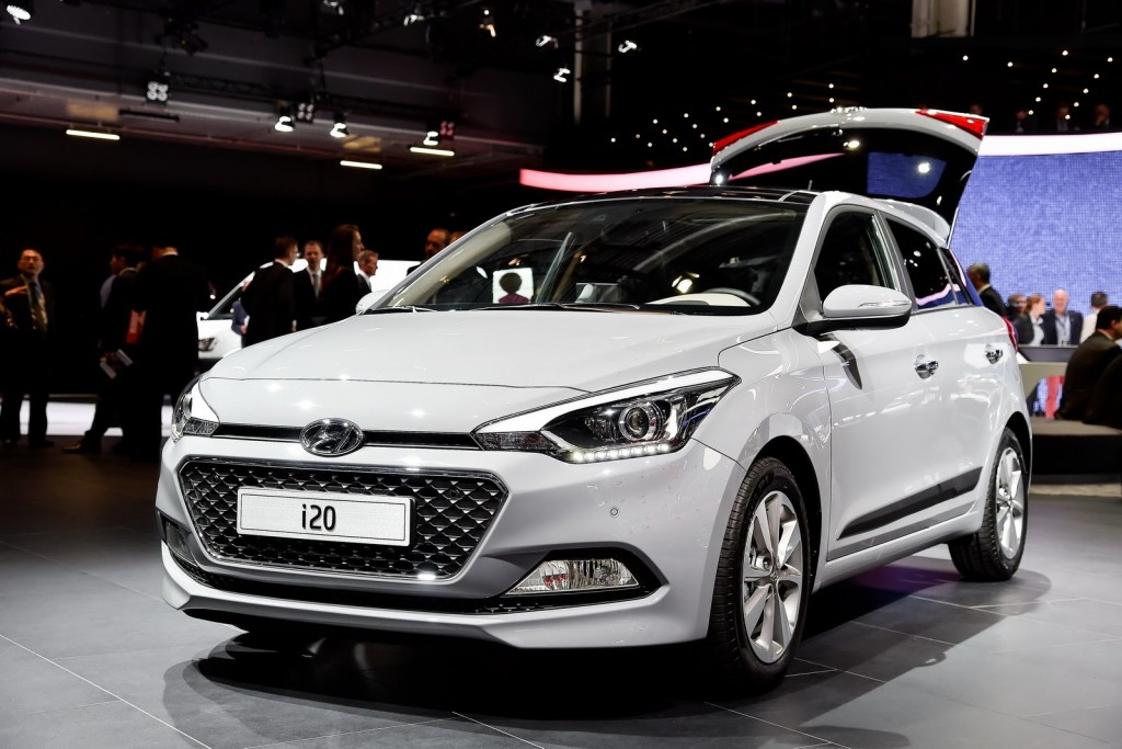 B Segmenti Hyundai i20