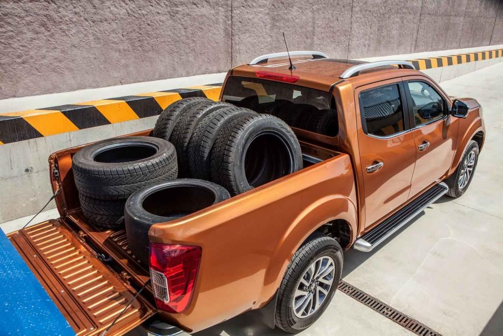 Pick-up Segmenti Nissan Navara