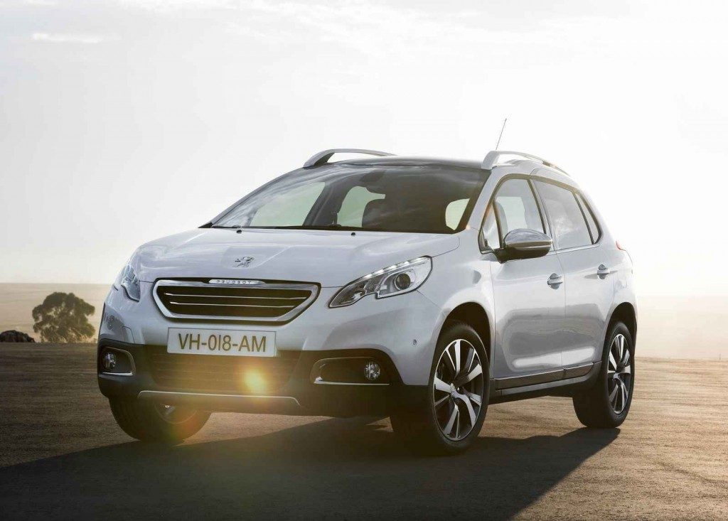 2016 Model Peugeot 2008 Crossover