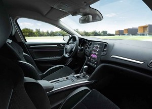 2016 Renault Megane İç Tasarım