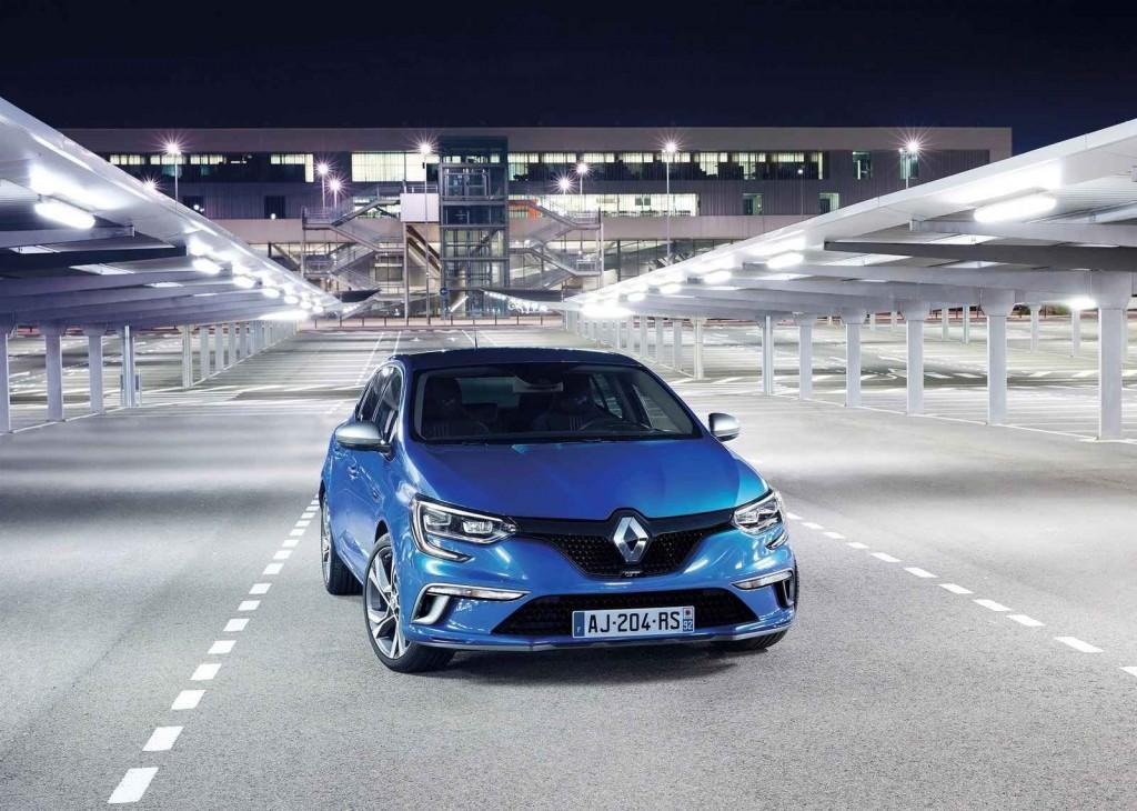 2016 Renault Megane Renk Seçenekleri