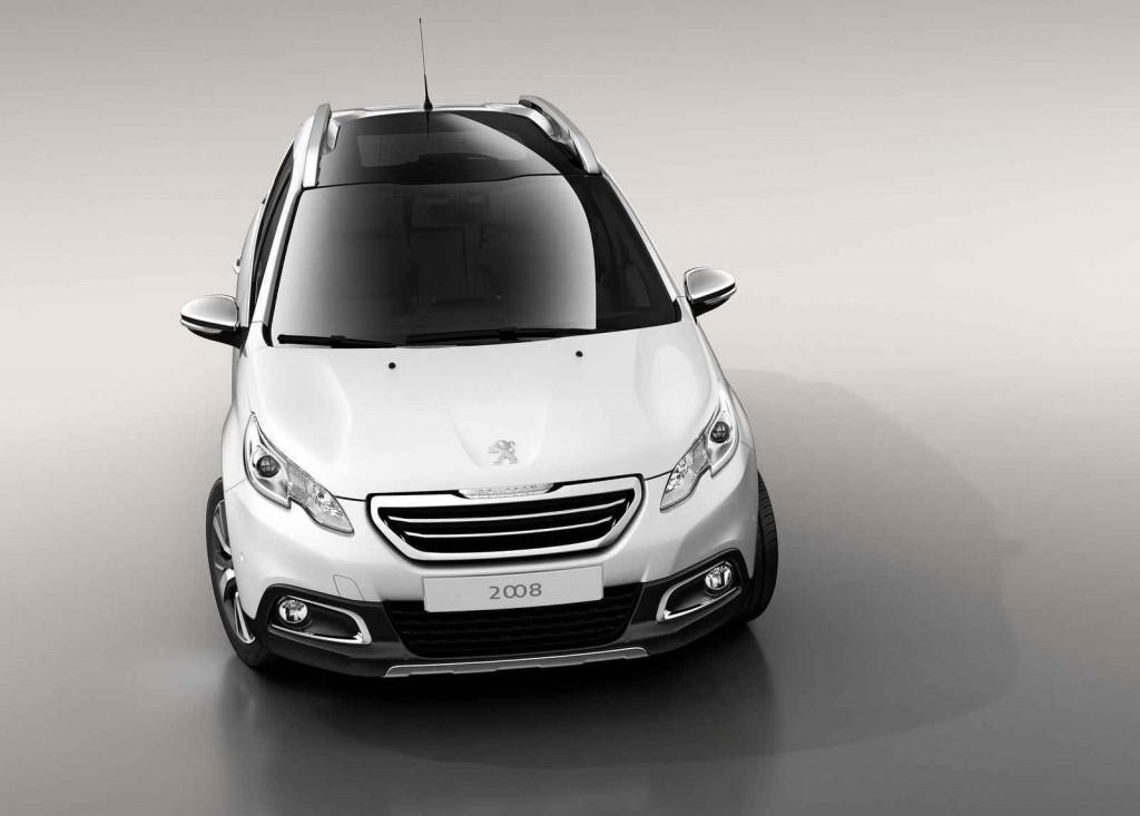 Crossover Segmenti Peugeot 2008