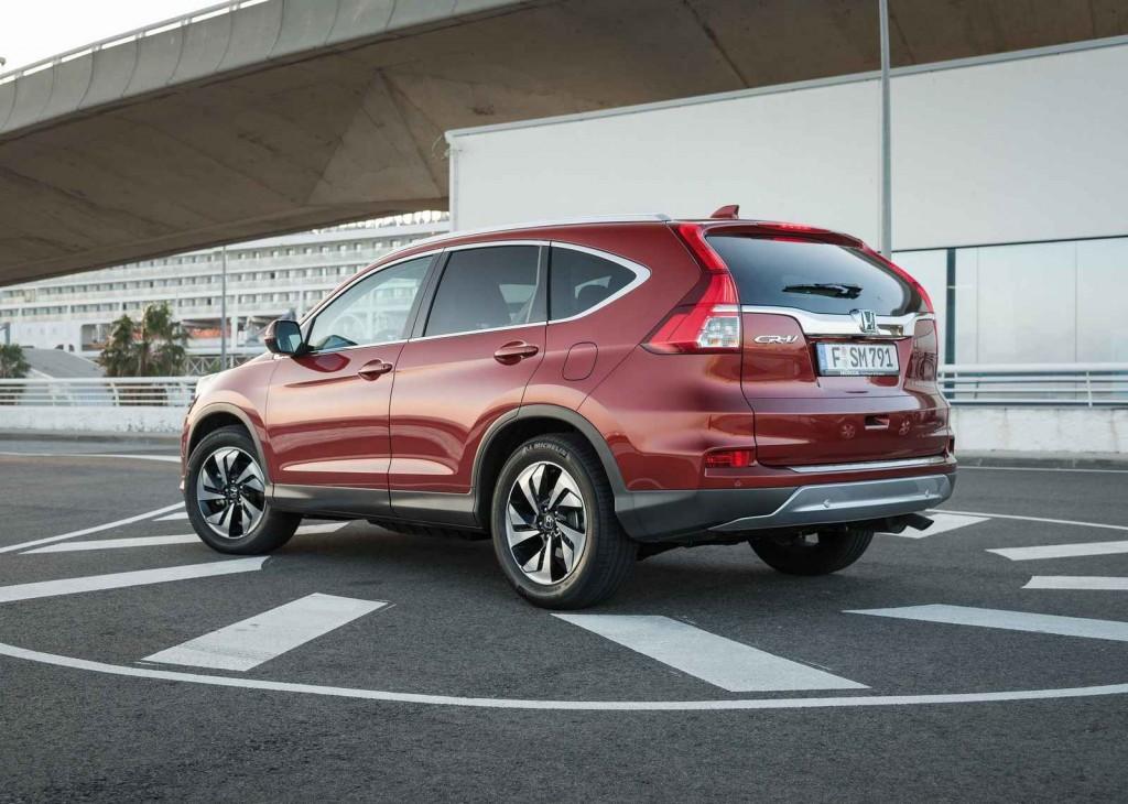 SUV Segmenti Honda CR-V
