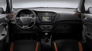 2016 Hyundai i20 İç Tasarım