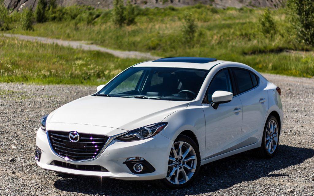 2016 Mazda 3 Renk Seçenekleri