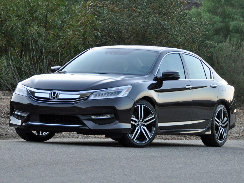 2016 Model Honda Civic Sedan