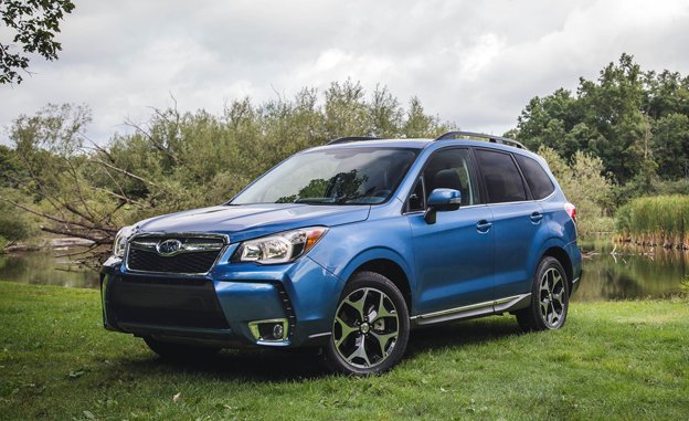 2016 Model Subaru Forester