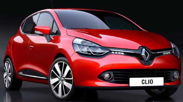 2016 Renault Clio Renk Seçenekleri