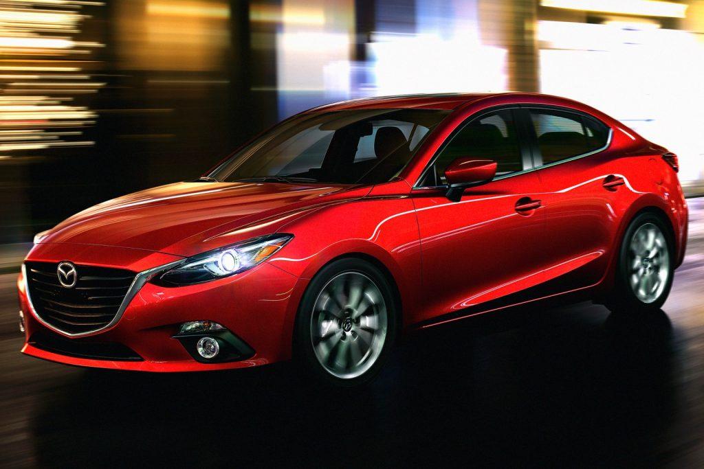 C Segmenti Mazda 3