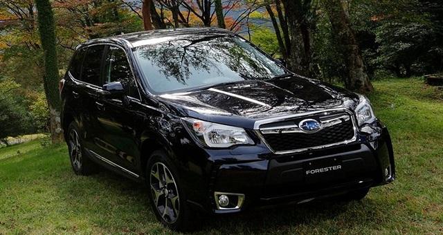 SUV Segmenti Subaru Forester