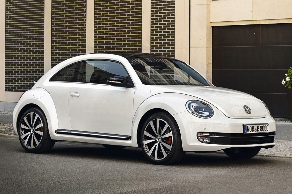 2015 Model Volkswagen Beetle