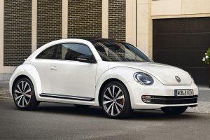 2015 Model Volkswagen Beetle