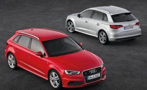 2016 Audi A3 Renk Seçenekleri