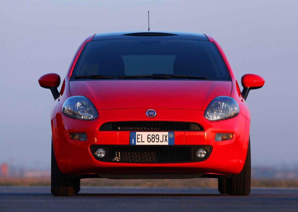 2016 Fiat Punto Renk Seçenekleri