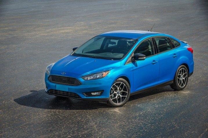 2016 Model Ford Focus