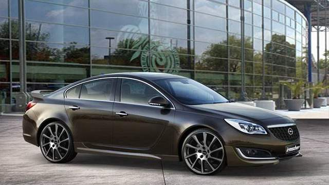 2016 Model Opel İnsignia