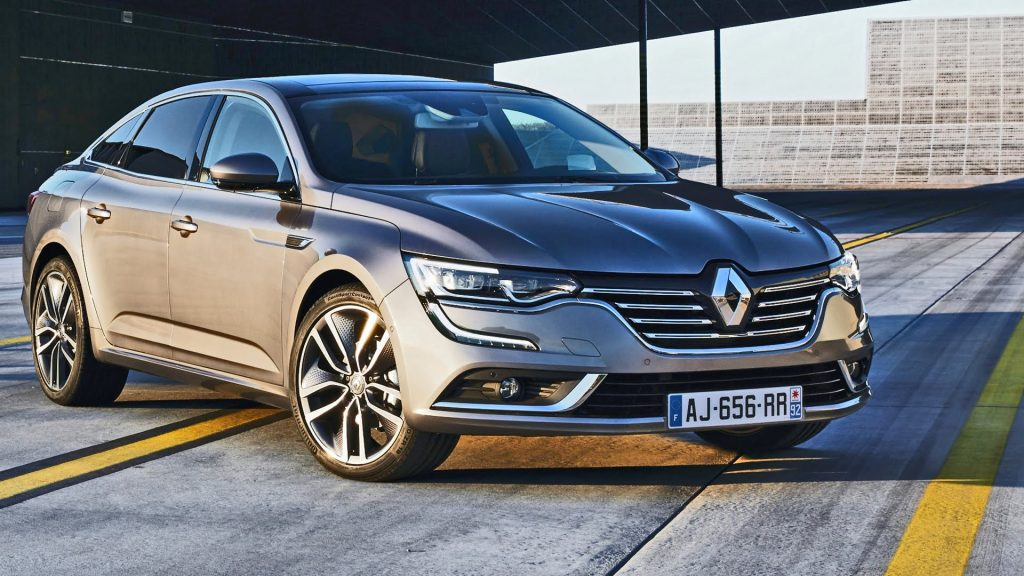 2016 Model Renault Talisman