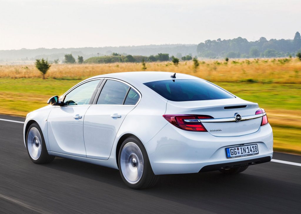 2016 Opel İnsignia Renk Seçenekleri