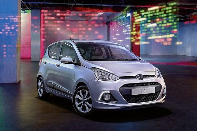 A Segmenti Hyundai i10