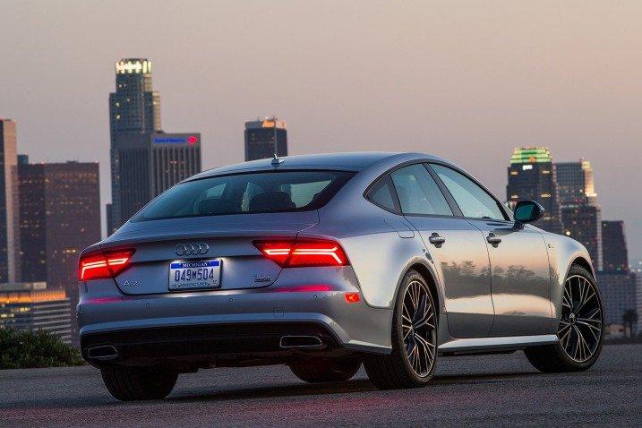 E Segmenti Audi A7