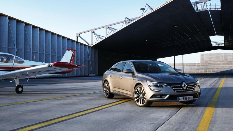 Yeni Renault Talisman