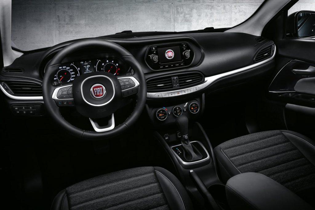 2016 Fiat Egea İç Tasarım