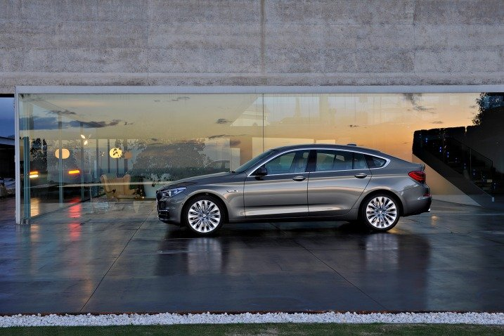 2016 Model BMW 520d Gran Turismo