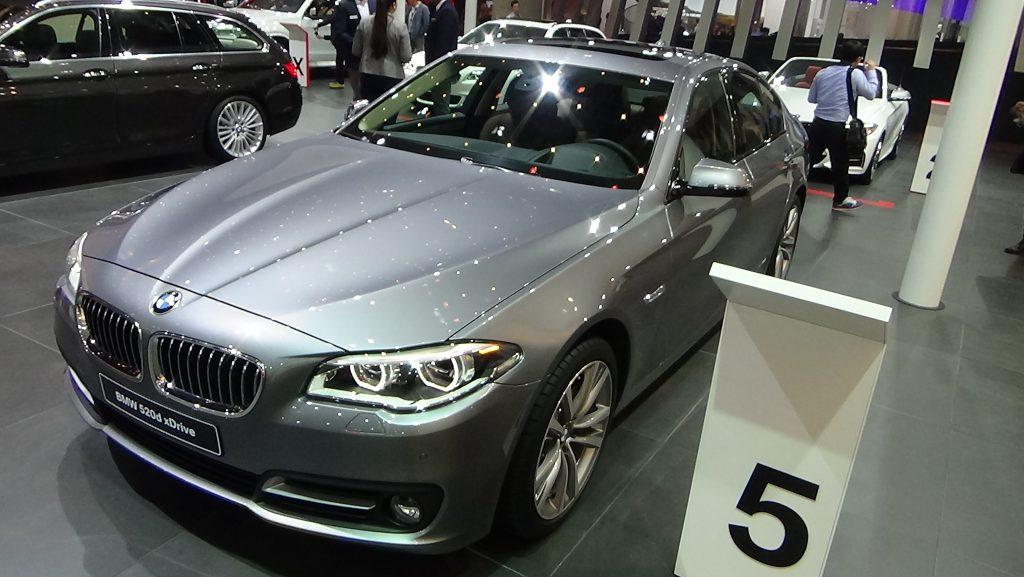 2016 Model BMW 520d xDrive
