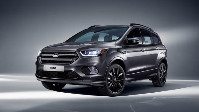 2016 Model Ford Kuga