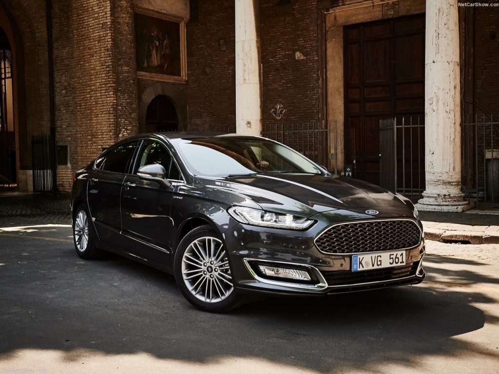 2016 Model Ford Mondeo
