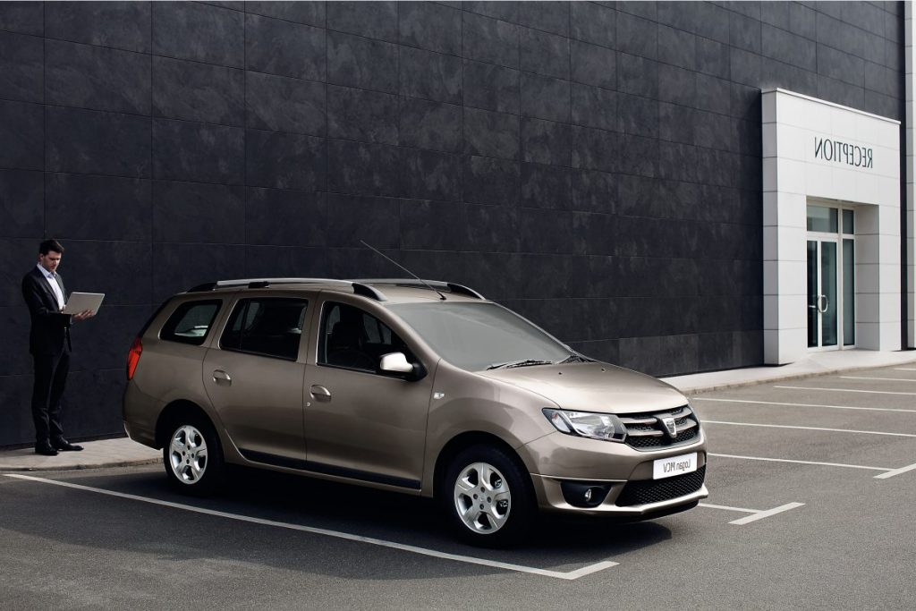 Dacia Logan MCV Ambiance 1.2 16V