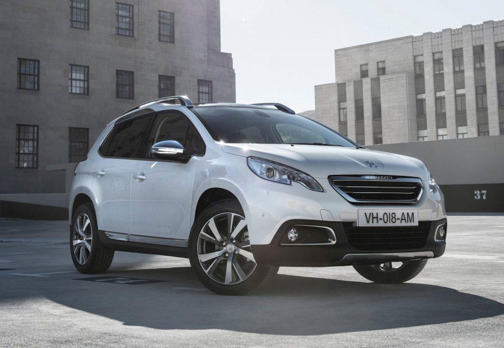 Peugeot 2008 Crossover Modeli
