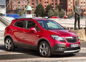 SUV Segmenti Opel Mokka