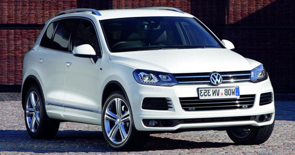 SUV Segmenti Volkswagen Tiguan
