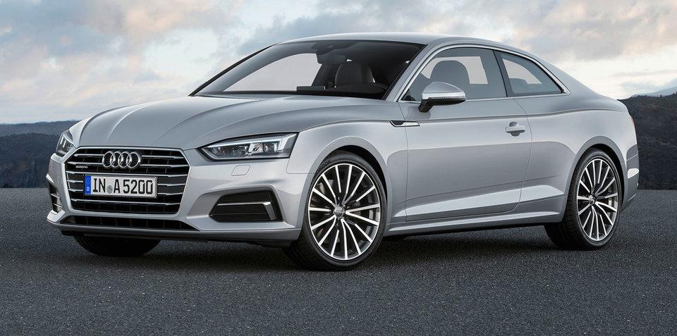 Audi 2017 Model A5