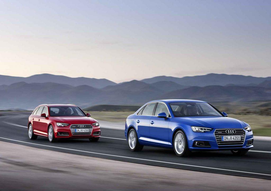 2016 Audi A4 Renk Seçenekleri