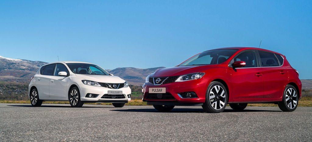 2016 Nissan Pulsar Renk Seçenekleri