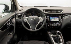 2016 Nissan Qashqai İç Tasarım