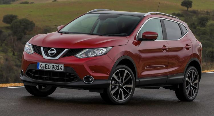 2016 Nissan Qashqai Renk Seçenekleri