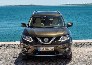 2016 Nissan X-Trail Renk Seçenekleri